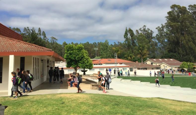 Monte Vista Christian School, CA
